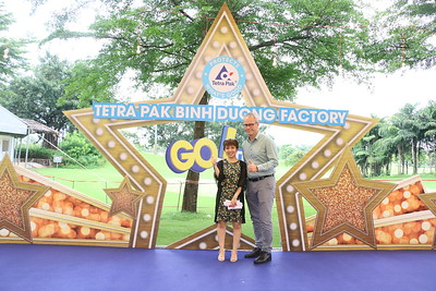 Tetra Pak Binh Duong Dinner @ Twin Doves Golf Club - instant print photo booth - Chụp hình lấy liền Sự kiện tại Bình Dương