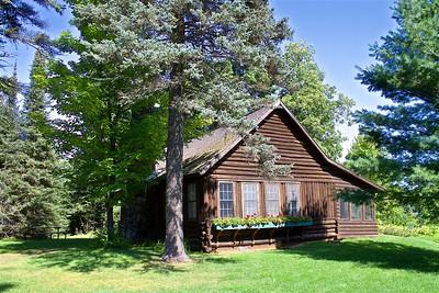 Lodge on Mic Mac Lake