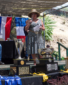 M43-7263 Jennifer is a hard working activist on the part of horsemen and is a county supervisor.  She works the water stop at High Camp every year.