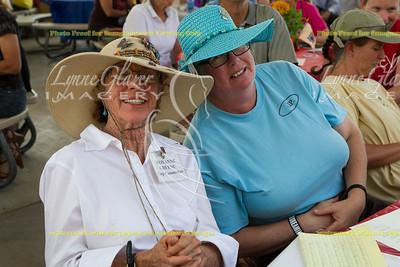 Old friends Roxanne and Jonni Jewell