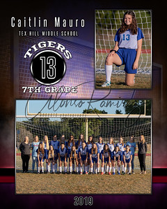 8x10 Only Caitlin Mauro