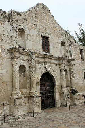 Alamo and the Missions