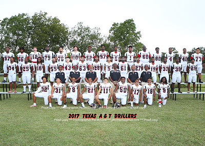 2017 Texas A&T Drillers