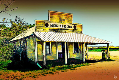 Michalk Store at Moore's Crossing, Del Valle, TX