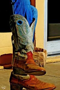 Boots in Alpine, TX