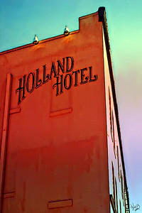 Holland Hotel, Alpine, TX