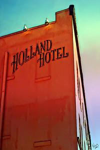 Holland Hotel, Alpine, TX