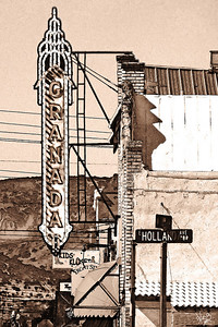 Granada Theatre, Alpine, TX