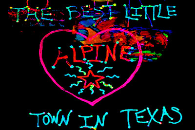 Texas-Alpine