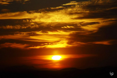 Sunset - Alpine, TX