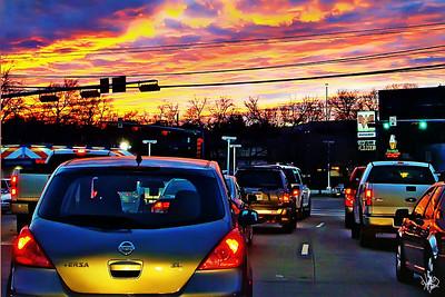 Austin Sunset