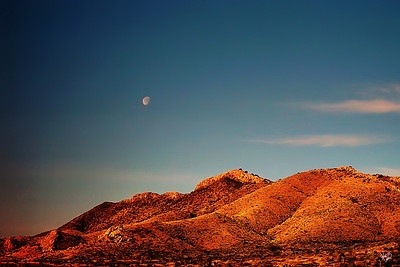 Big Bend Moon