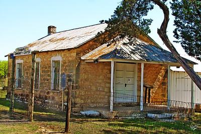 Crabapple School, Crabapple, TX