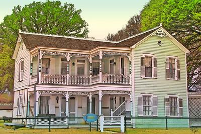 Kuenemann Home, Fredericksburg, TX