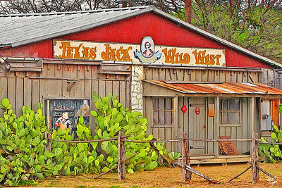 Texas Jack Wild West Store, Fredericksburg, TX