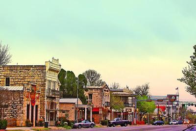 Main Street, Fredericksburg, TX
