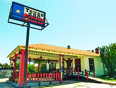 Texas 290 Diner, Johnson City, TX