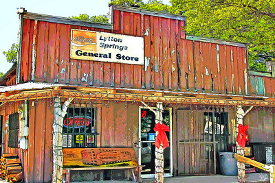 Lytton Springs General Store