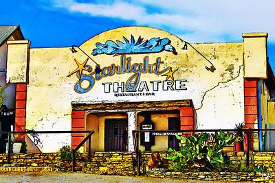 Starlight Theatre, Terlingua, TX