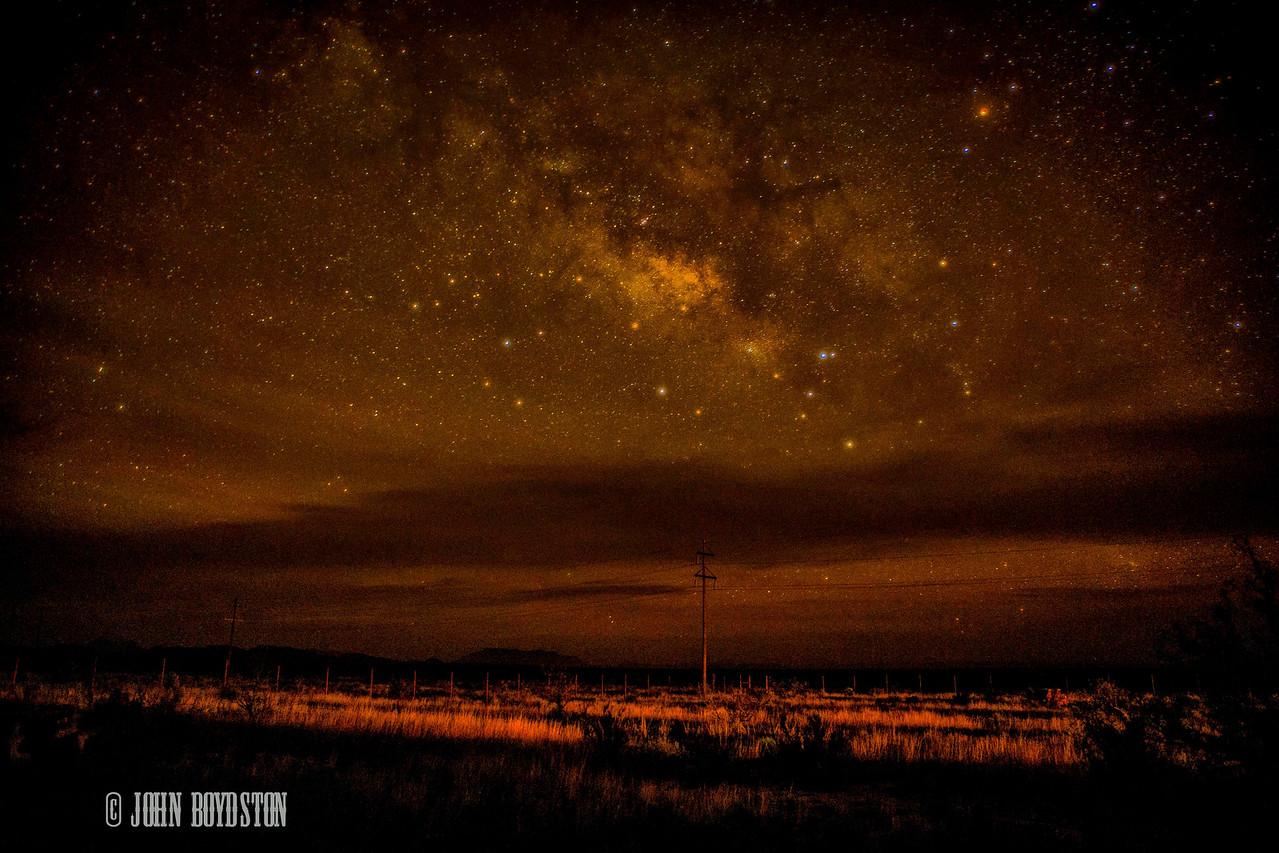 Milky Way  Marfa,Tx