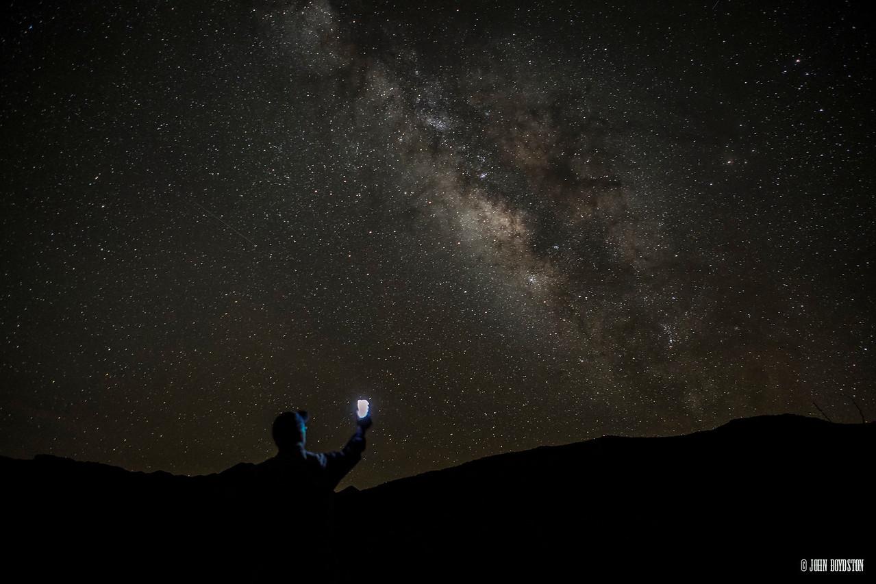 Big Bend National Park, Tx   Milky Way