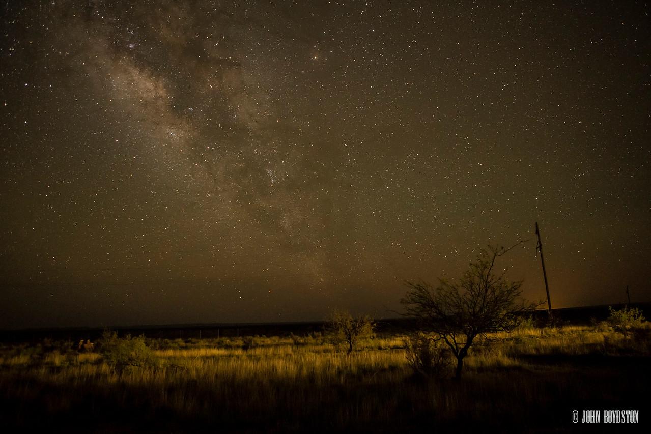 More Milky Way Marfa, Tx