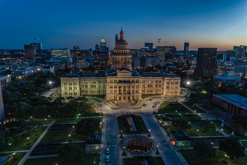 Texas State Capitol 12