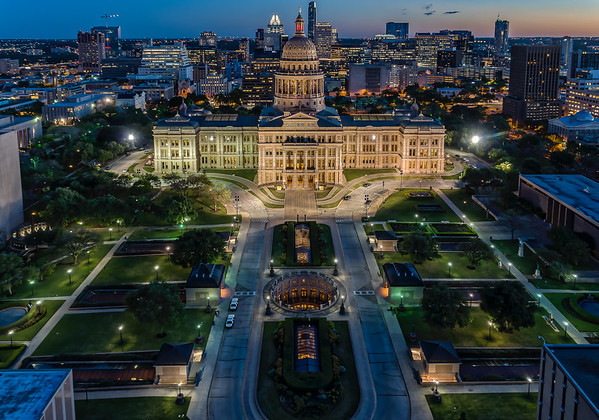 Texas State Capitol 14