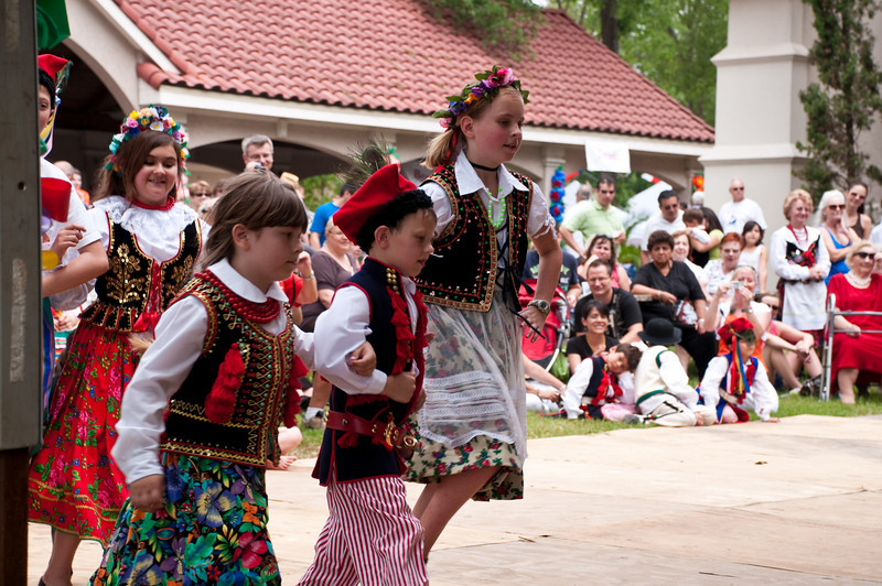 Houston Texas Polish Festival - Our Lady Of Czestochowa Church