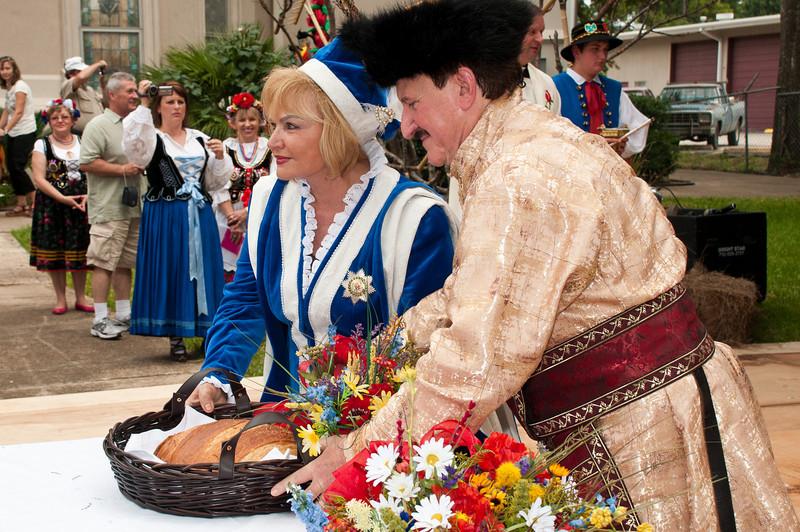 2011 Houston Dozynki Polish Harvest Festival
