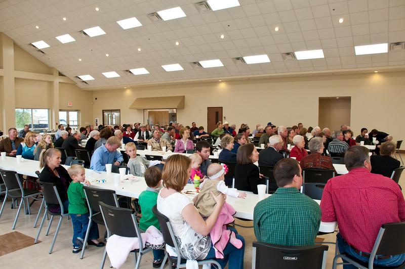 St. Stanislaus In Anderson Texas 2010 Bazaar Appreciation Dinner