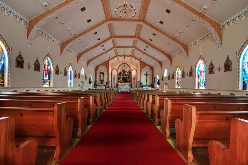 St. Ann in Kosciuszko Texas