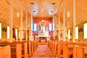 St. Joseph Catholic Church in Stoneham Texas