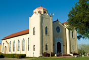 St. Stanislaus Catholic Church in Chappell Hill Texas