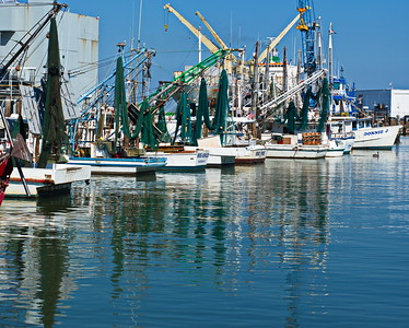 Galveston_Super-Moon_Shrimp_Boats_Dock_D75_0978