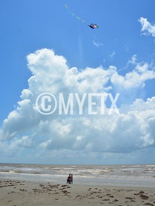 Kites On The island