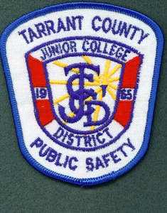 TARRANT COUNTY JUNIOR COLLEGE 10