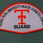 TEXAS TECH 110 HEALTH SERVICES CENTER GUARD 21