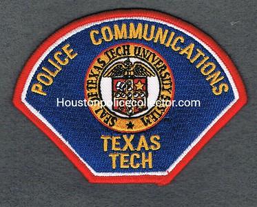 TEXAS TECH COMMUNICATIONS