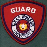 TEXAS WOMENS UNIVERSITY GUARD