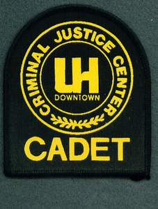 UH DOWNTOWN 25 POLICE CADET
