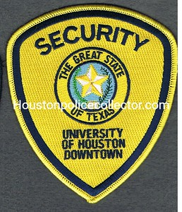 UNIVERSITY OF HOUSTON SECURITY