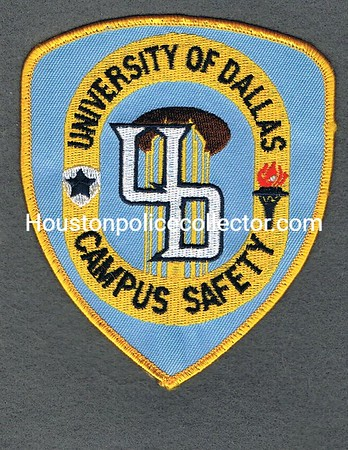 UNIVERSITY OF DALLAS CAMPUS SAFETY