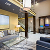 Luxury Apartment Lobby