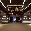 Modern Football Locker Rooms