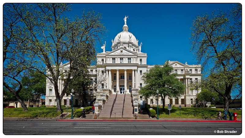 Texas County Courthouses