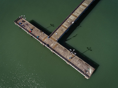 Port Aransas Pier 1