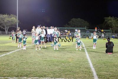 Blum HS Half Time Cheer Oct 11, 2013 (11)