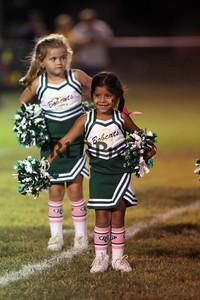 Blum HS Half Time Cheer Oct 11, 2013 (39)