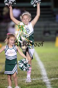 Blum HS Half Time Cheer Oct 11, 2013 (25)